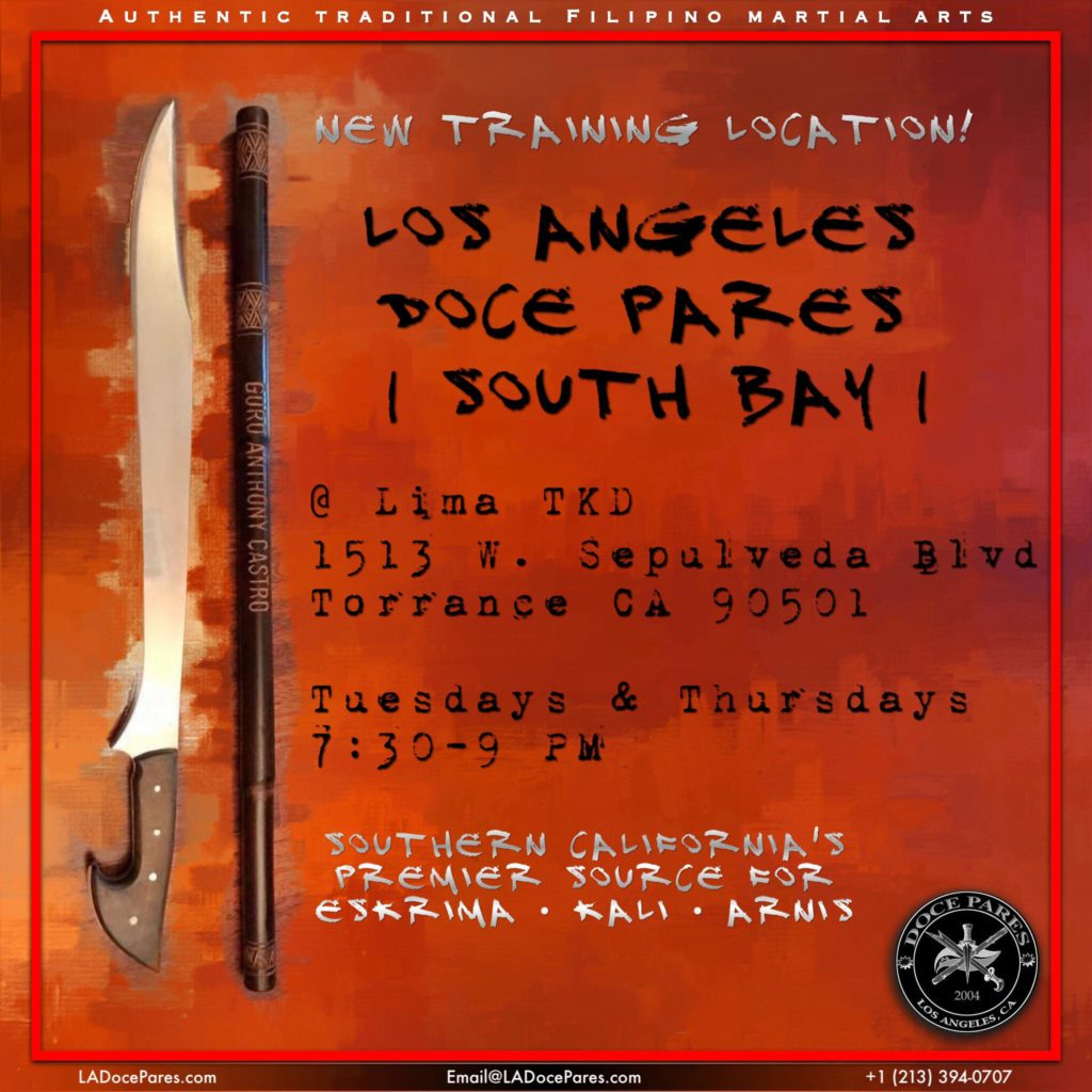 Los Angeles Doce Pares - South Bay