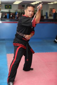 Guro Anthony Castro - Los Angeles Doce Pares Eskrima