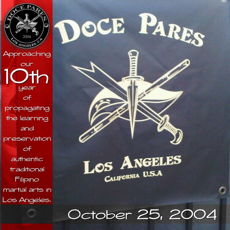 LA Doce Pares 10th Anniversary